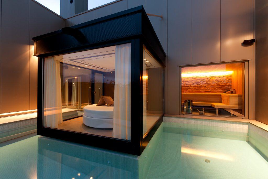 Prive Sauna Met Zwembad.Prive Sauna Design Prive Sauna